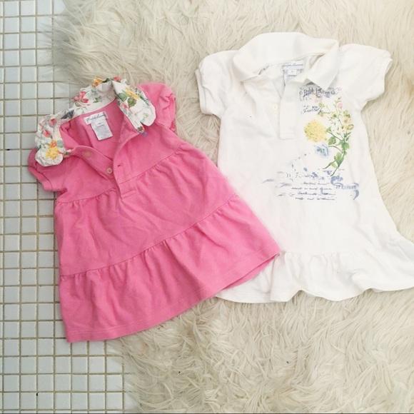 Ralph Lauren Other - Ralph Lauren Infants Dresses - bundle of two